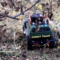 Forest tramp RC stories Everything is very simple, but not at all